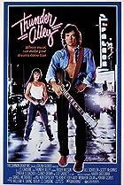 Thunder Alley (1985) Poster
