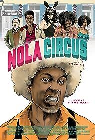 Martin Bats Bradford in N.O.L.A Circus (2015)