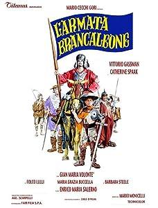 L'armata Brancaleone Italy