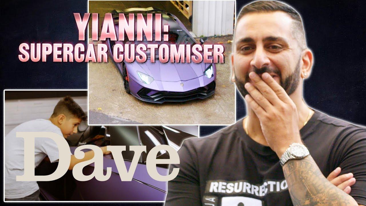 Yianni Supercar Customiser Tv Series 2018 Imdb