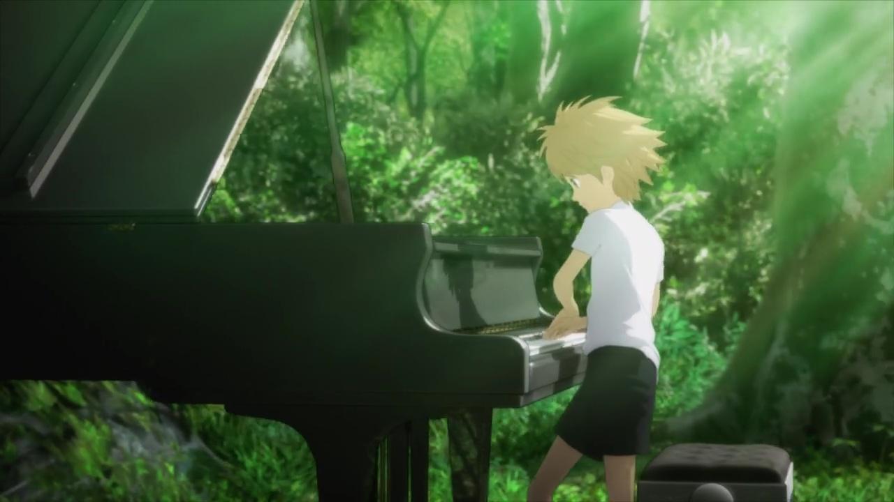 جميع حلقات  انمي Piano no Mori (TV) مترجم عدة روابط