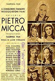 Pietro Micca Poster