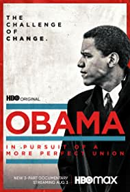 Barack Obama in Obama: In Pursuit of a More Perfect Union (2021)