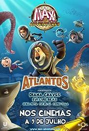 Max Adventures: Atlantos Poster