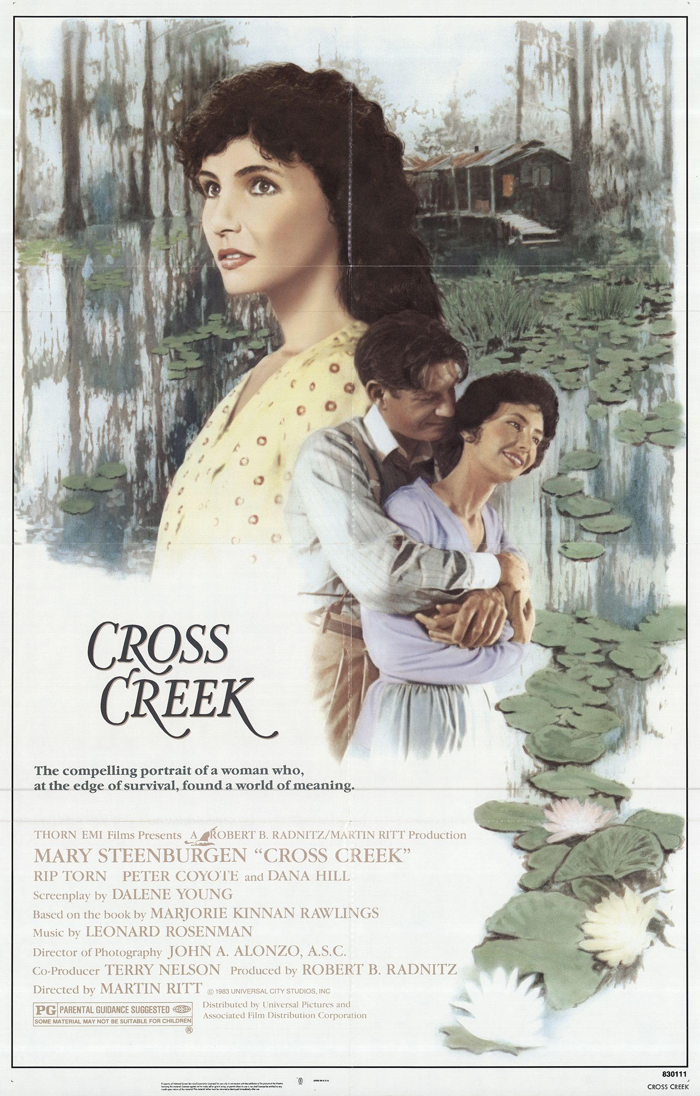 18+ Cross Creek 1983 English 400MB HDRip