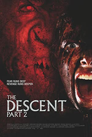 The Descent: Part 2 Poster