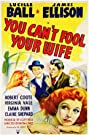 You Can't Fool Your Wife (1940) Poster