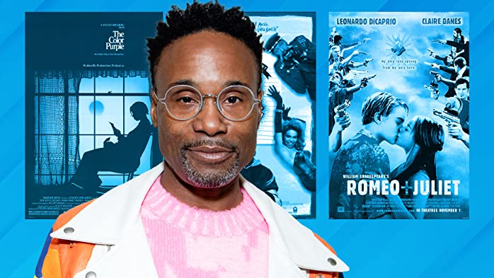 Billy Porter shares the three films that changed his life forever.