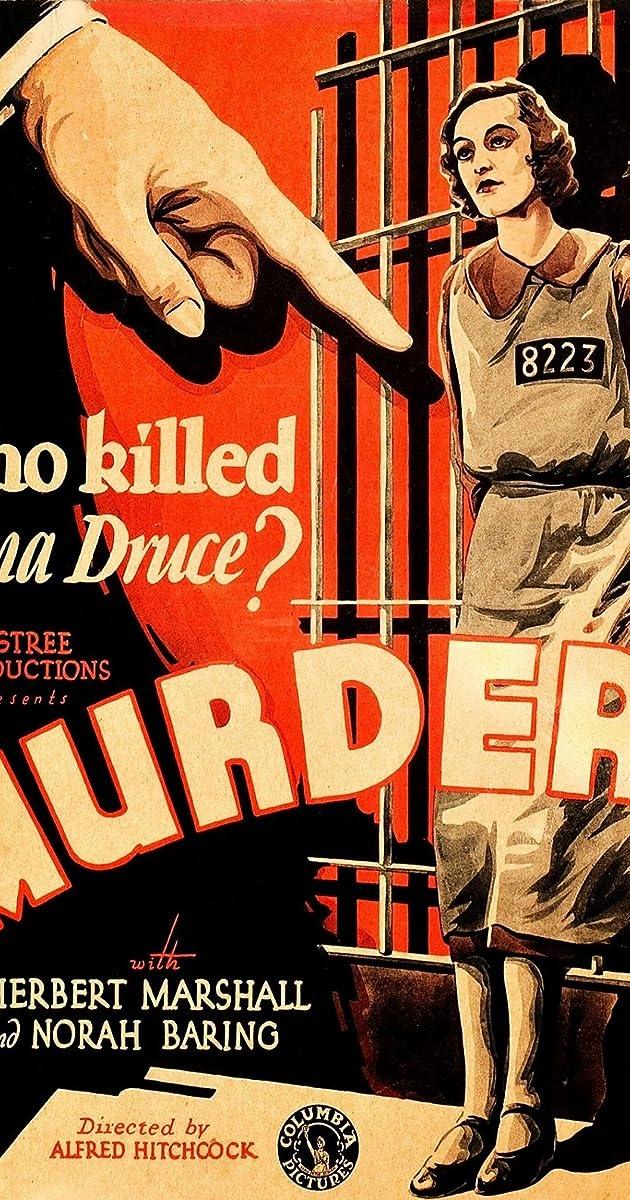 Subtitle of Murder!