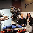 Jennifer Lafleur, Eliza Coupe, and Matt Edwards in Making Babies (2018)