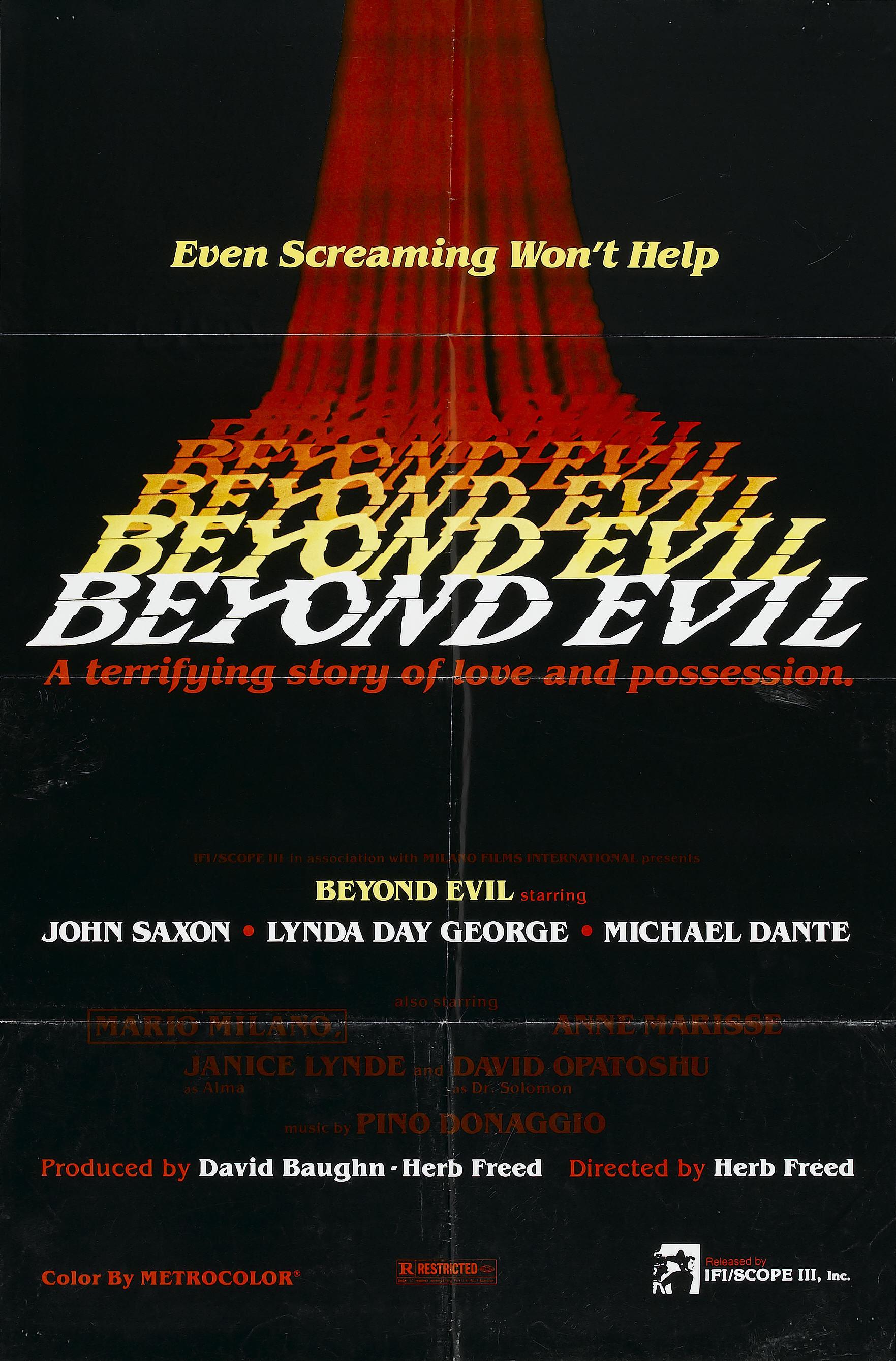 Beyond Evil (1980)