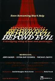 Beyond Evil Poster
