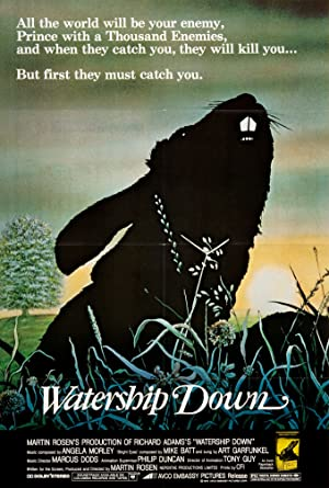 Watership Down Poster Image