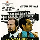 Vittorio Gassman and Ugo Tognazzi in In nome del popolo italiano (1971)