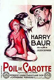 Poil de carotte (1933) Poster - Movie Forum, Cast, Reviews