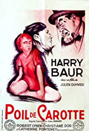Poil de carotte (1932) Poster - Movie Forum, Cast, Reviews