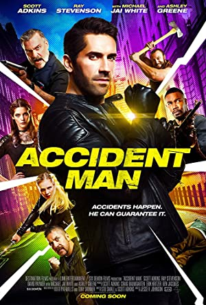 Where to stream Accident Man