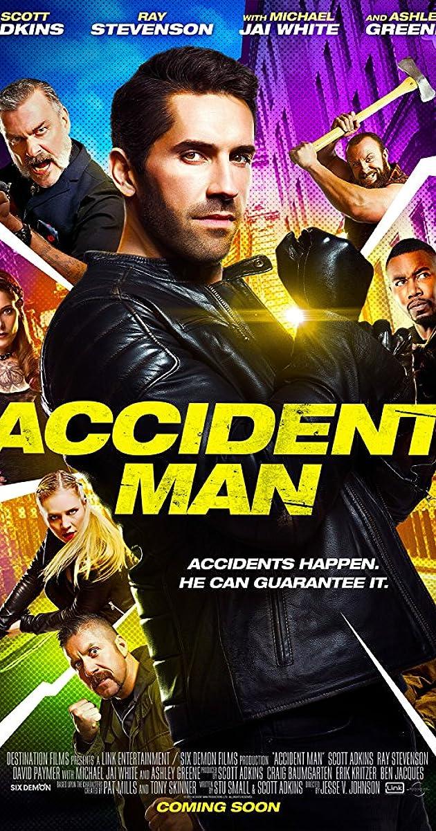 Subtitle of Accident Man
