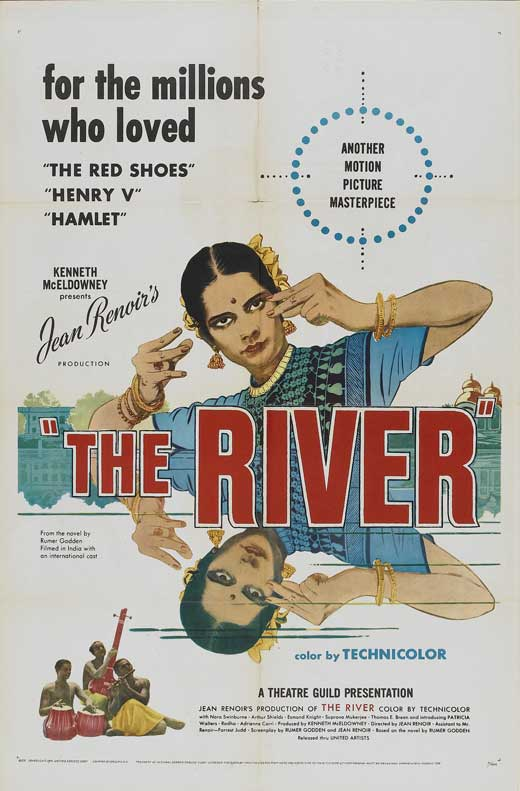 Radha in The River (1951)