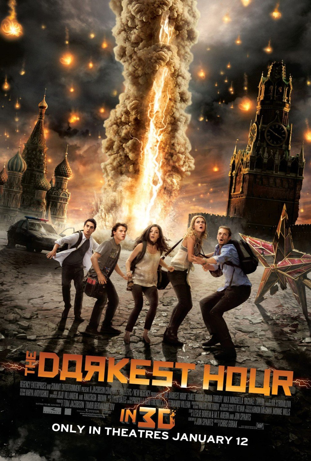 The Darkest Hour (2011) - IMDb