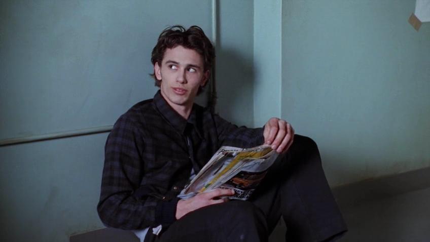 James Franco in Freaks and Geeks (1999)