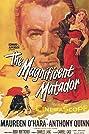 The Magnificent Matador (1955) Poster