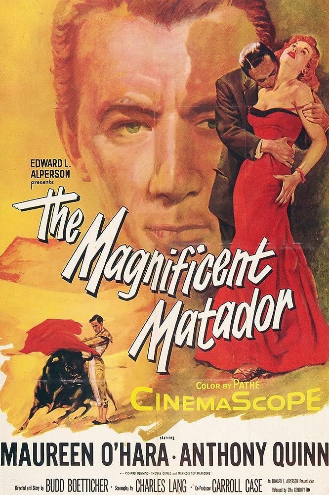 The Magnificent Matador (1955)