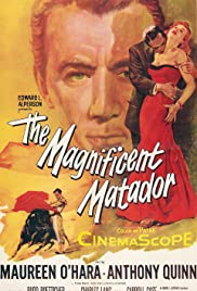 The Magnificent Matador Poster