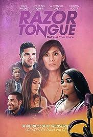 Razor Tongue Poster