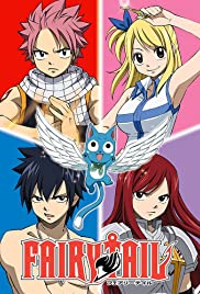 29f9b51980a3 Fairy Tail (TV Series 2009– ) - IMDb