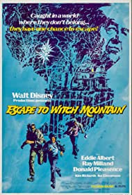 Escape to Witch Mountain (1975) Poster - Movie Forum, Cast, Reviews