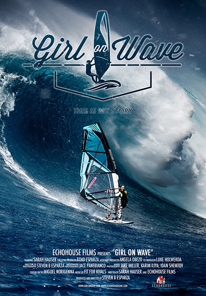image Girl on Wave (2018) Full Movie Watch Online HD Print Free Download