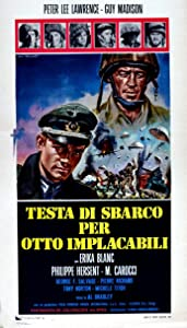 Adult download dvd free movie Testa di sbarco per otto implacabili by Henry Hathaway [1280x544]