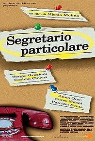 Primary photo for Segretario particolare