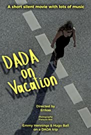 Dada on Vacation Poster