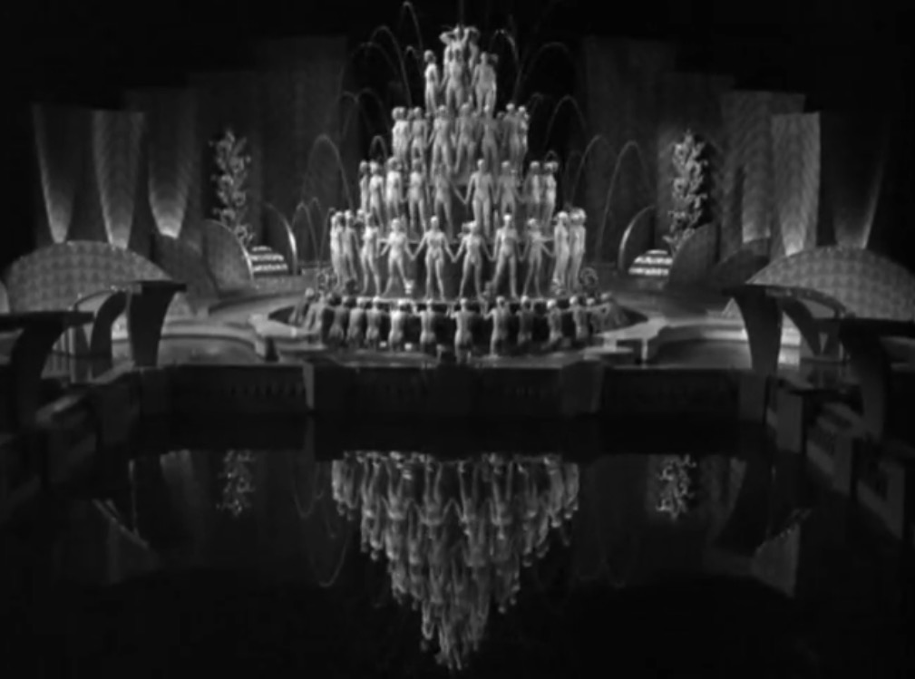 Footlight Parade 1933