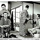 Donald O'Connor, James Shigeta, and Miyoshi Umeki in Cry for Happy (1961)