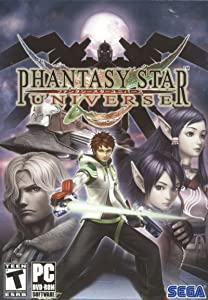 Phantasy Star Universe movie download in mp4