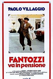 Fantozzi va in pensione(1988) Poster - Movie Forum, Cast, Reviews