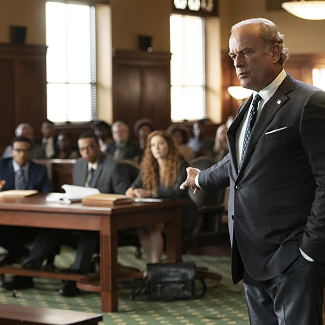 Kelsey Grammer in Proven Innocent (2019)