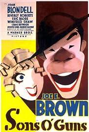 Sons o' Guns(1936) Poster - Movie Forum, Cast, Reviews