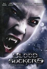 Bloodsuckers Poster