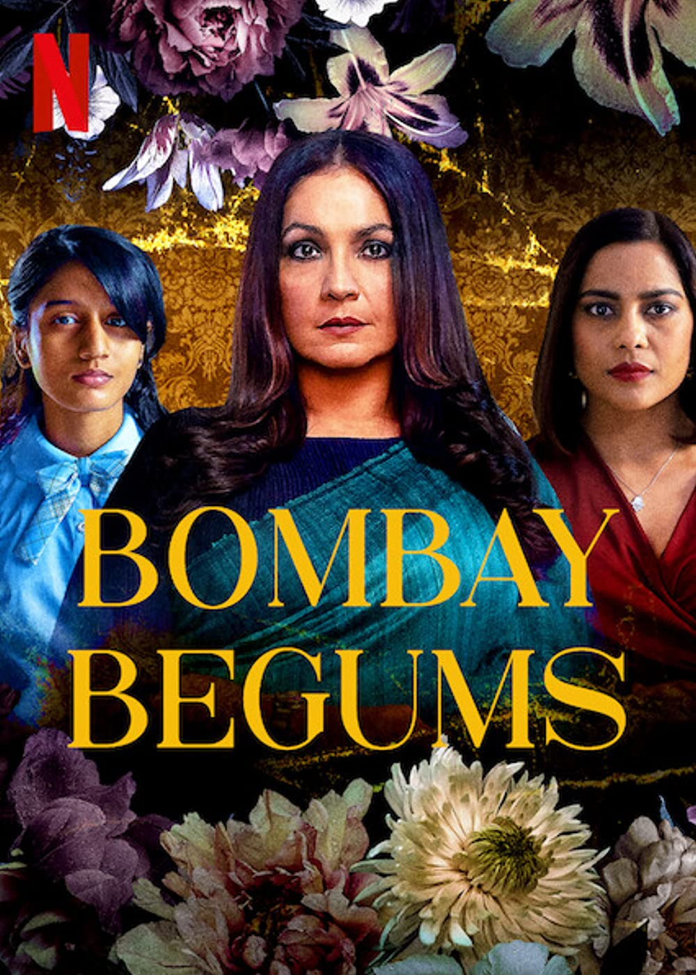 Bombay Begums 2021 S01 Hindi Netflix Original Complete Web Series 900MB HDRip Download
