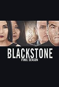 Carmen Moore, Eric Schweig, Michelle Thrush, and Steven Cree Molison in Blackstone (2009)