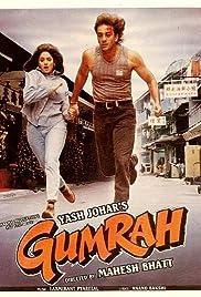 Gumrah Poster
