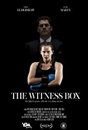 The Witness Box Poster