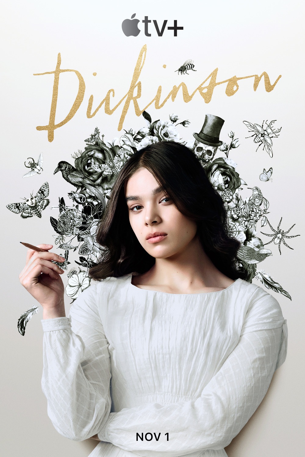 EMILIJA DICKINSON (1 Sezonas) / DICKINSON Season 1