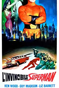 L'invincibile Superman (1968) Poster - Movie Forum, Cast, Reviews