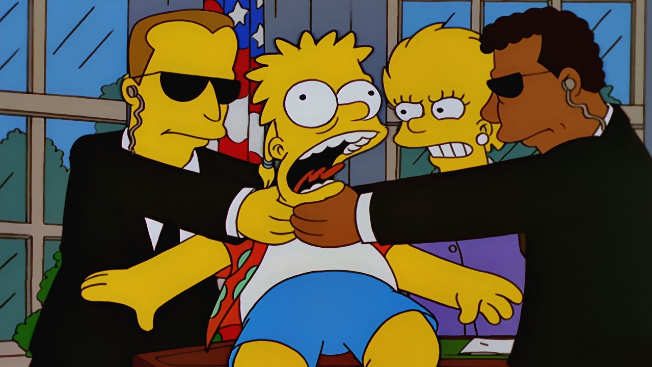 The Simpsons Bart To The Future Tv Episode 2000 Imdb