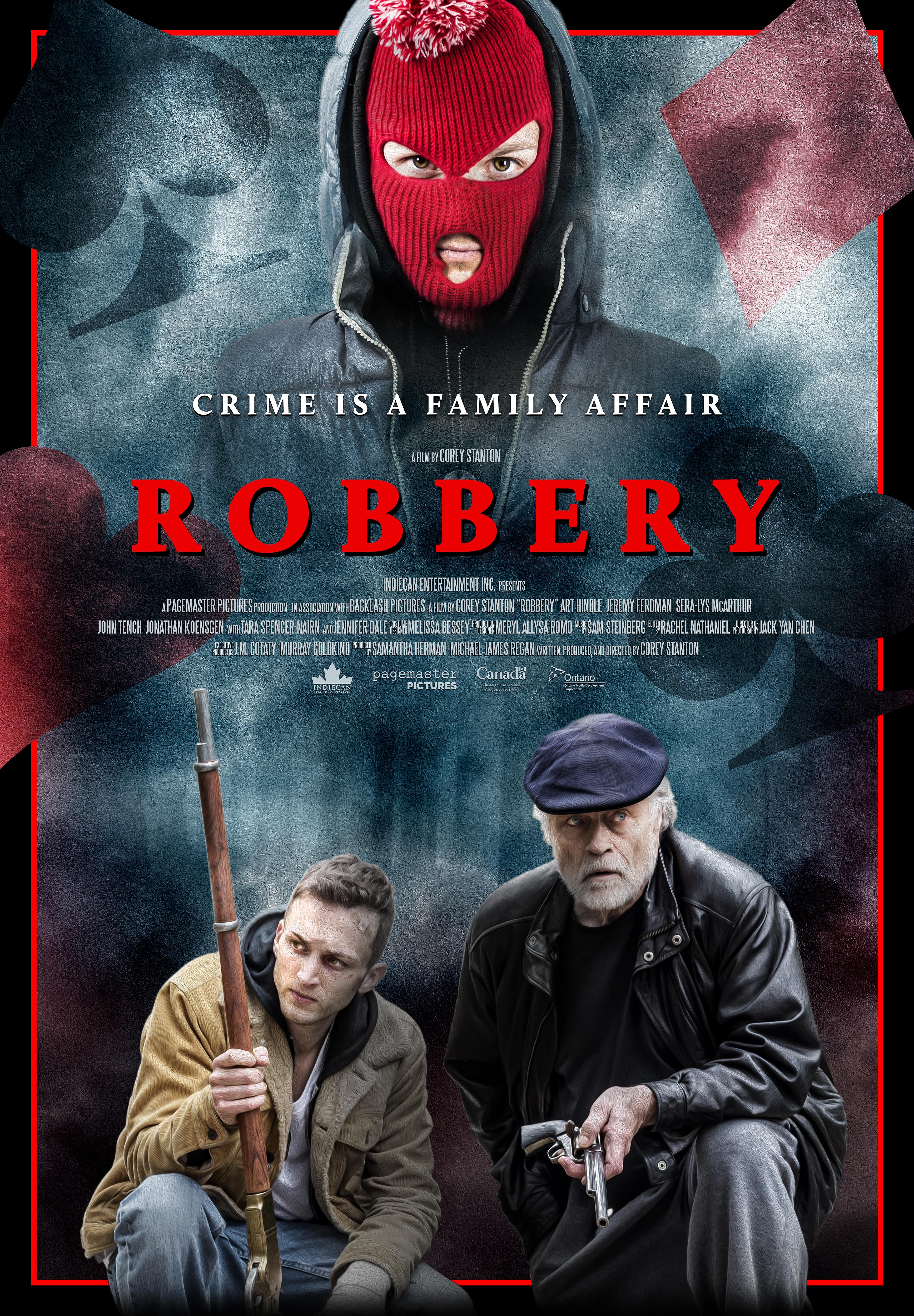 Apiplėšimas (2018) / Robbery